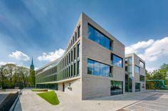 """Ericpol Software Office Building by HORIZONE Studio """"Location: Sienkiewicza, Łódź, Poland"""" 2014"""