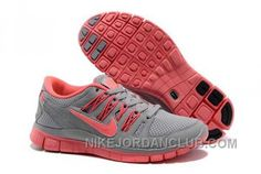 http://www.nikejordanclub.com/nike-free-50-womens-gray-pink-shoes-ni83m.html NIKE FREE 5.0 WOMENS GRAY PINK SHOES NI83M Only $72.00 , Free Shipping!