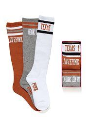 Sock Gift Set - University of Texas - Victoria's Secret