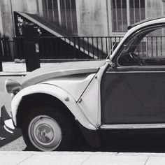 Google+  #vintage #old #classic #bw #cars