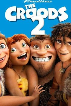 ADVENTURE ART PRINT FILM  POSTER # 21 A3//A4 Size The Croods MOVIE FANTASY