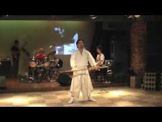 新体道 Light Rhythm 首席師範演武・演舞 Shintaido