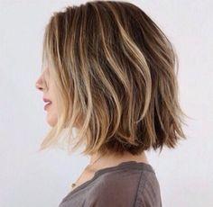 Corte perfecto para dar volumen al pelo fino.