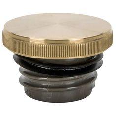 Lowbrow Customs brass cap