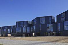 Lormont Housing / Habiter Autrement + Ateliers Jean Nouvel