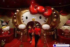 Hello Kitty Theme Park. Awesome.