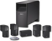 Bose® - Acoustimass® 10 Series IV Home Entertainment Speaker System - Black - $899.99