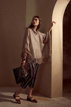 Brunello Cucinelli весна-лето 2017 | Vogue Ukraine