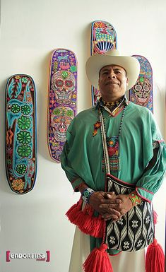 huichol | Tumblr - hand made bags made and carried by Huichol men - for more of Mexico & to add to your collection, visit www.mainlymexican... #Mexico #Mexican #Huichol