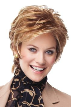 Vantage Point by Eva Gabor Lace Front Wig