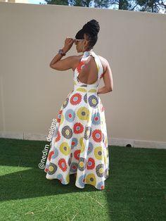 Maxi Dresses Nedim Osmanovic designs – African Fashion Dresses - African Styles for Ladies African Print Dresses, African Fashion Dresses, African Dress, Fashion Outfits, Fashion Styles, Fashion Ideas, African Fashion Designers, African Print Fashion, Africa Fashion