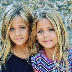 5ac6df1a9 Clement twins Twin Sisters, Twin Girls, Kids Girls, Baby Kids, Twin Models