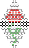 An even dozen easy brick stitch earrings, including an American flag, an alien, and some flowers. - Quick and Easy: Brick Stitch Earring Patterns - Beadwork at BellaOnline Bead Jewellery, Seed Bead Jewelry, Seed Bead Earrings, Seed Beads, Pony Bead Patterns, Beading Patterns, Easy Patterns, Embroidery Patterns, Knitting Patterns