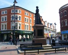 BIRMINGHAM WALSALL - By the first part of the century, Walsall was a small market town, with the weekly market being introduced in 1220 and held on Tuesdays. Staffordshire Uk, Walsall, Wolverhampton, West Midlands, Derbyshire, British Isles, Beautiful Islands, Old Town, Great Britain