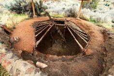 Anasazi National Park | Anasazi Indian Village State Park : Pithouse at Coombs Site in Utah