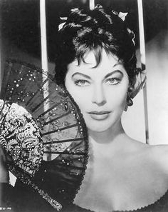 Love Those Classic Movies!!!: In Pictures: Ava Gardner