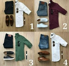 Casual collection For shopping