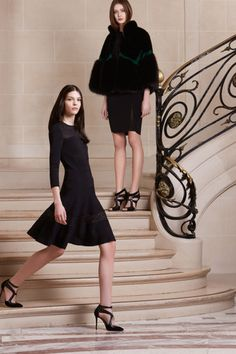 Elie Saab Pre-Fall 2014 Collection Slideshow on Style.com