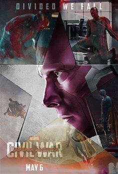 """""""I Can Do This All Day!"""" #CaptainAmericaCivilWar #Vision"""