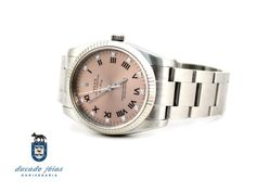f5603c27bf6 Watch Rolex Air King in stainless steel. Pre-owned www.ducadojoias.com  online store