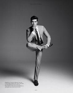 Roberto Bolle - professional ballet dancer / model.