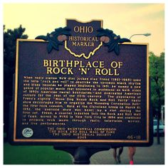 This is where #Rock Legends thrive. #RockNRoll #HallofFame #Ohio #NestleOH