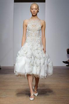 Yiqing Yin at Couture Fall 2013 | Like a haute cloud