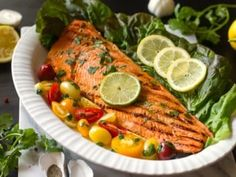 Looking for a healthy recipe? This Cuban-style marinated grilled salmon is gluten-free, keto, paleo friendly, and most importantly so delicious! Cuban Recipes, Salmon Recipes, Seafood Recipes, Healthy Recipes, African Recipes, Fish Recipes, South African Desserts, Malva Pudding, Salted Caramel Fudge