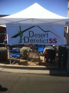 DesertDerelictSS Car Club, Scottsdale Arizona