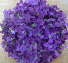 Sweet Violet Syrup by theenchantedtree: Tastes like spring! Violets are edible (both leaves and flowers) and can used in salads, candied, made into jellies and syrups. Violet syrup is very easy to make, and can be used on pancakes and waffles, added as a sweetener to lemonades or drizzled over ice cream. #Violet_Syrup
