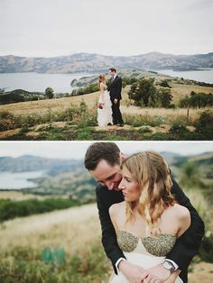 Akaroa Wedding by Fiona Andersen