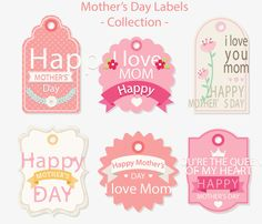 Collection of vintage pink mother's day . Mothers Day Signs, Mothers Day Quotes, Mothers Day Crafts, Happy Mothers Day, Mother's Day Gift Card, Mother's Day Background, Mother's Day Printables, I Love You Mom, Mom Day