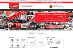 Forex und CFD Trading bei IronFX... #forexundcfd #trading #ironfx