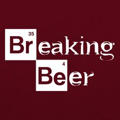 Breaking Beer WOMENS T-Shirt by Craft Brewed Clothing