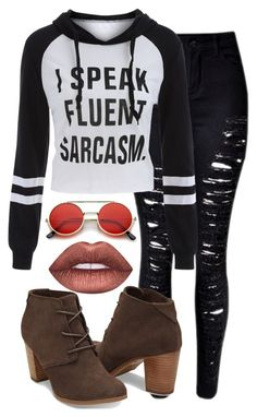 """""""Untitled #623"""" by carenza-spence on Polyvore featuring Lime Crime and ZeroUV"""