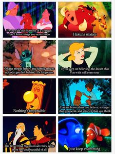 Disney-spirational