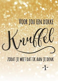 Love & hug Quotes : QUOTATION – Image : Quotes Of the day – Description Geen moment uit mijn gedachten Sharing is Caring – Don't forget to share this quote ! Hug Quotes, Words Quotes, Love Quotes, Inspirational Quotes, Sayings, Birthday Love, Birthday Quotes, Bff, Dutch Quotes