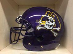 ECU helmet 2014 #collegefootball