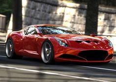 Ferrari 612 GTO...Oh....Baby !!