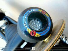 Skateboard Wheel | Brake Light