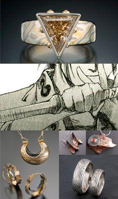 Mokume Gane – tajemna sztuka łączenia metalu  O tym co łączy samurajskie miecze i biżuterię opowiada Danny Moore.  Więcej na http://yesismybless.com/mokume-gane-tajemna-sztuka-laczenia-metalu/