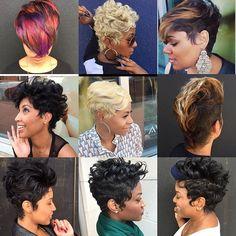 The Short Hair Boot Camp class is Sunday, September 18th in Atlanta at Like The River Salon! ✂️✂️✂️✂️ Register: www.beautybeyondthehair.com #modernsalon #thecutlife #americansalon #shorthair #styling @beautybeyondthehair @liketheriversalon