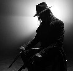 Preacher: Saint of Killers (Graham McTavish) (photo via Dominic Cooper's Instagram)