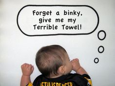 terrible towel :)