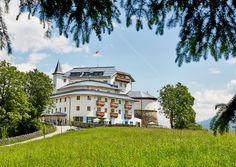 Mittersill: Ein Traumschloss für Ja-Sager- A-List Spa Hotel, Kicker, Restaurant, Herd, Sleep, Mansions, House Styles, Home Decor, Twist Restaurant