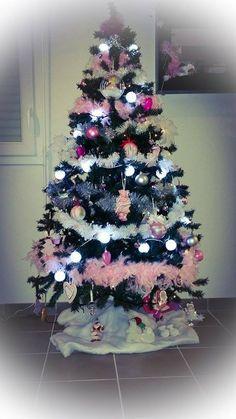 Réaliser le plus Beau Sapin de Noël  Participation de Nathalie Lachaume