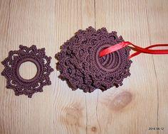 Hobby - Moje rękodzieło / szydełko - komplet serwetek: 12 małych, 6 dużych, 12 pierścieni na podręczną serwetkę - PIERŚCIENIE // Hobby - My crafts / Crochet - a set of napkins: 12 small, 6 large, 12 rings on a napkin handy - RINGS
