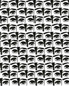Eyes III. #pattern