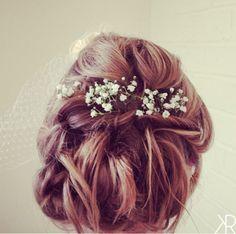 Classy-soft-flower-updo-bridal-paducah-kentucky