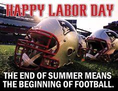 Patriots wish everyone a Happy Labor Day